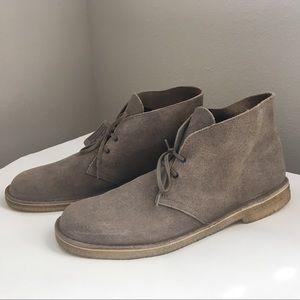 Clarks Boots Desert Size 14 Never worn!